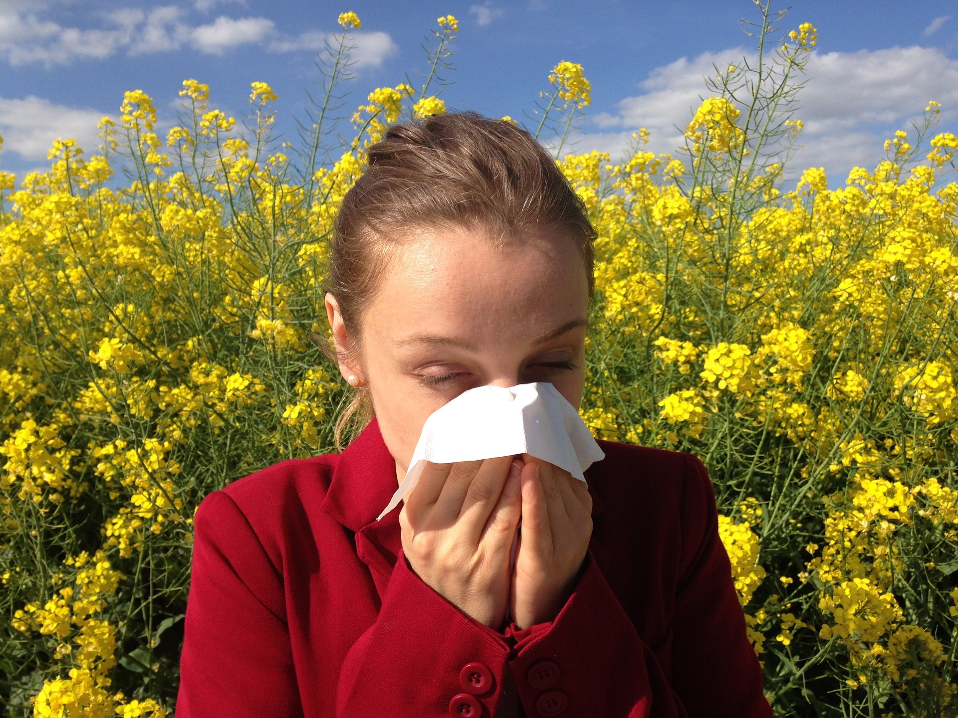 Emory | Healthy Aging StudySpring Into Allergy Season